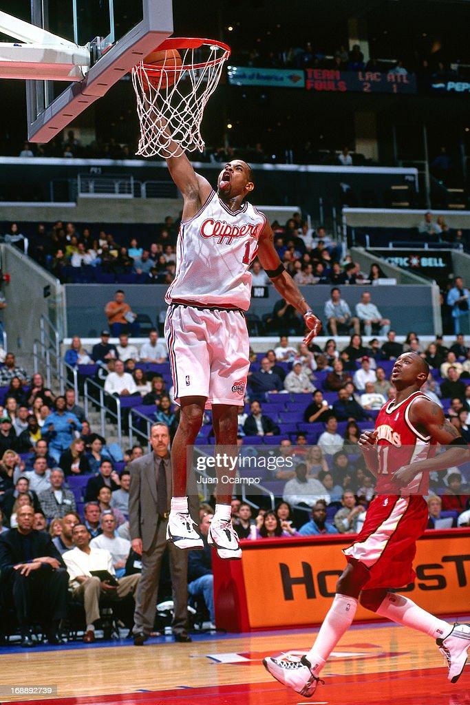 Atlanta Hawks v Los Angeles Clippers : News Photo