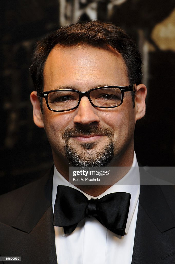 Derek B Miller attends the Specsavers Crime Thriller Awards at The Grosvenor House Hotel on October 24, 2013 in London, England.