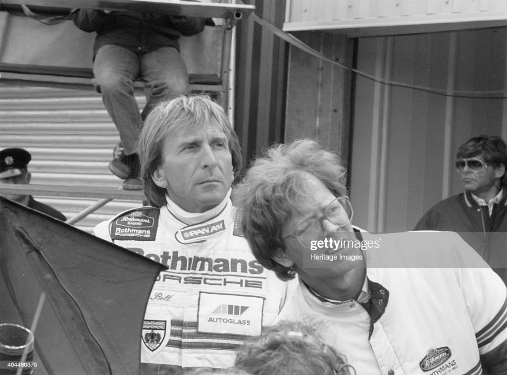 Derek Bell Group C1 Sportscar driver1987 He raced in Formula Three Two and One before becoming a sportscar racer He won two World Sportscar titles...