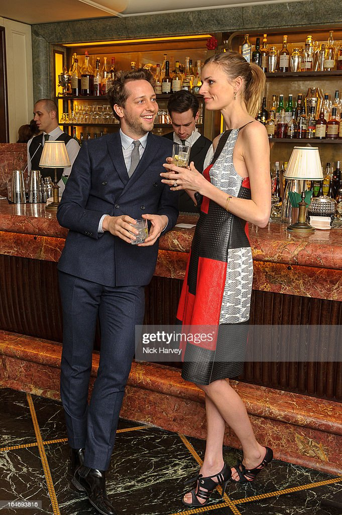 <a gi-track='captionPersonalityLinkClicked' href=/galleries/search?phrase=Derek+Blasberg&family=editorial&specificpeople=856710 ng-click='$event.stopPropagation()'>Derek Blasberg</a> and <a gi-track='captionPersonalityLinkClicked' href=/galleries/search?phrase=Jacquetta+Wheeler&family=editorial&specificpeople=213646 ng-click='$event.stopPropagation()'>Jacquetta Wheeler</a> attend as Net-A-Porter host private dinner to celebrate the launch of the Proenza Schouler excluisve capsule collection on March 26, 2013 in London, England.