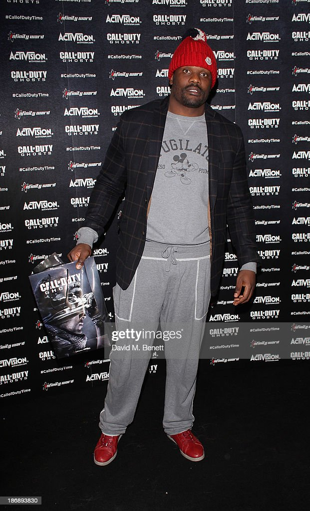 Ghosts launch event at IndigO2 on November 4, 2013 in London, England. The game launches on Tuesday 5th November 2013 #GhostsLaunch.