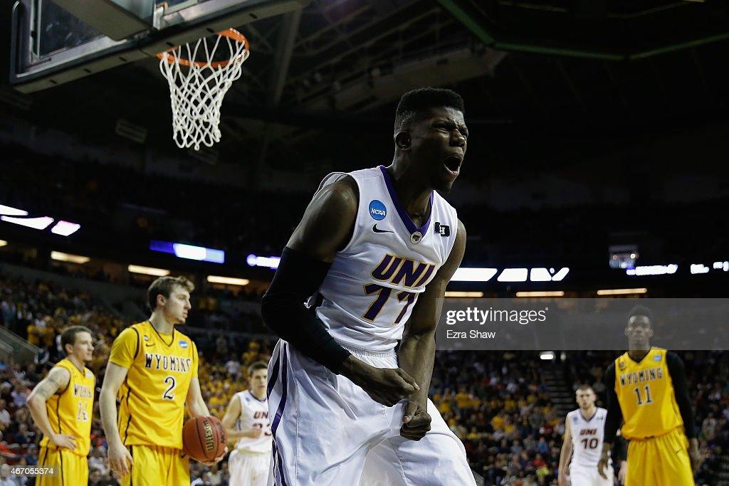 NCAA Basketball Tournament - Second Round - Seattle