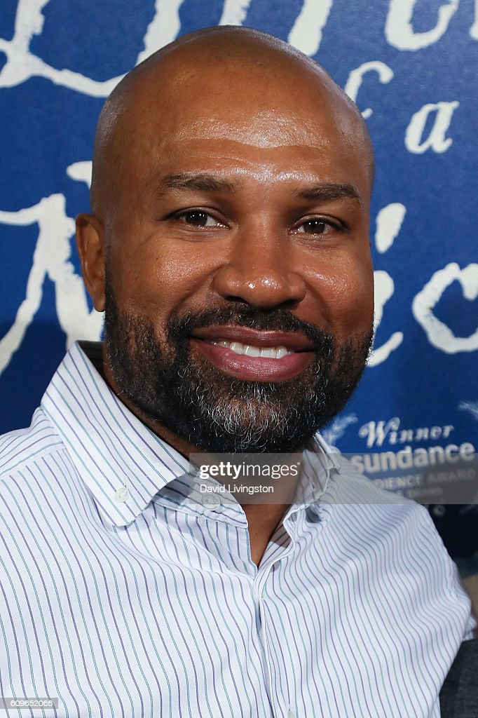 Derek Fisher arrives at the Premiere of Fox Searchlight Pictures' 'The Birth Of A Nation' at the ArcLight Cinemas Cinerama Dome on September 21, 2016 in Hollywood, California.