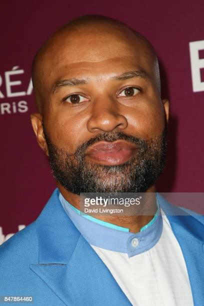 Derek Fisher attends the Entertainment Weekly's 2017 PreEmmy Party at the Sunset Tower Hotel on September 15 2017 in West Hollywood California