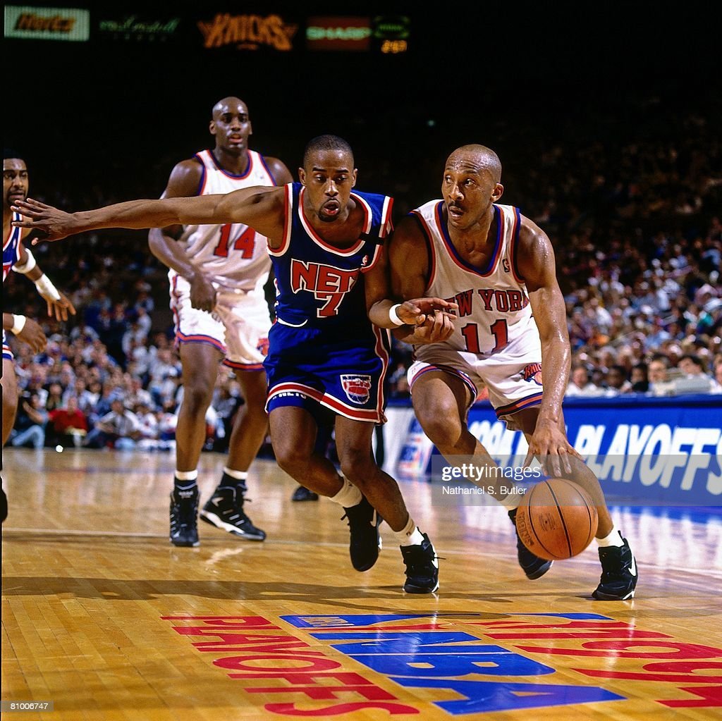 New Jersey Nets vs New York Knicks Game 2