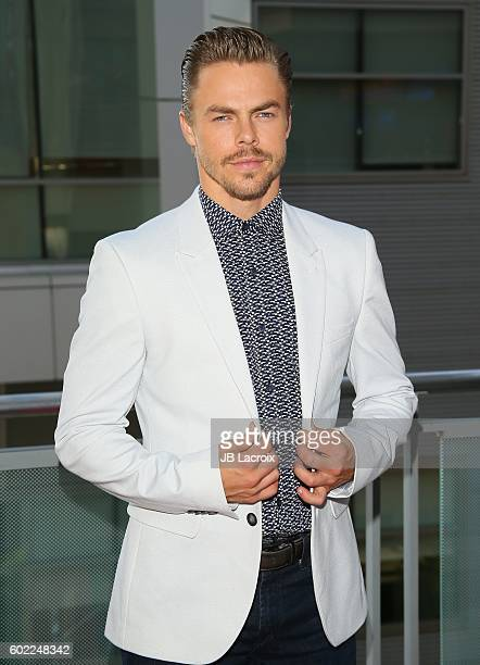 Derek Hough attends the 6th Annual Celebration of Dance Gala presented by The Dizzy Feet Foundation on September 10 2016 in Los Angeles California