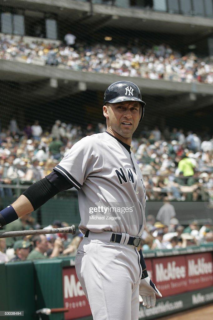 New York Yankees v Oakland Athletics s and