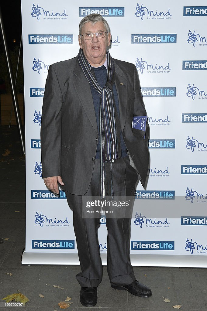 Derek Martin attends the Mind Mental Health Media Awards at BFI Southbank on November 19, 2012 in London, England.