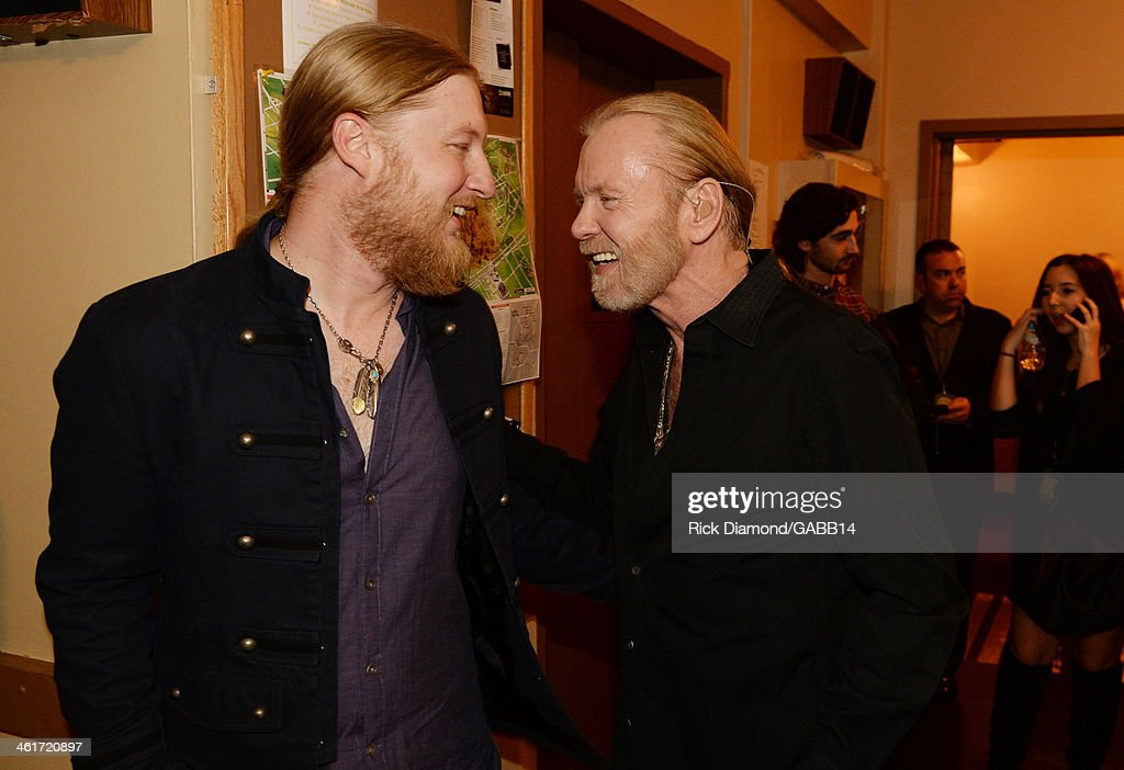 All My Friends: Celebrating The Songs & Voice Of Gregg Allman - Backstage & Audience