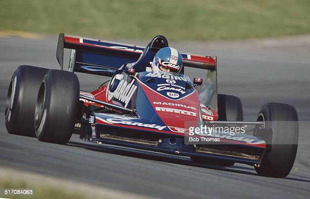 Toleman f1 pictures and photos getty images Prestige motors warwick