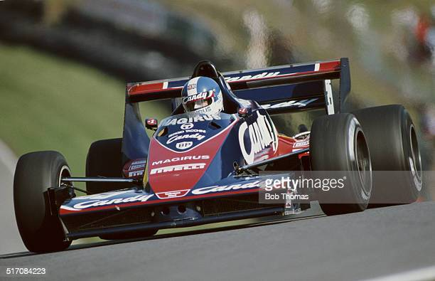 Derek Warwick Stock Photos And Pictures Getty Images