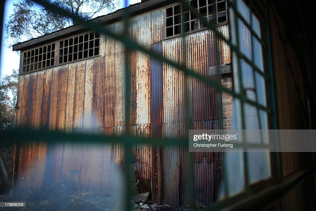 Derelict buildings deteriorate and become overgrown with vegetation at the old 17 shaft mine at Crown Mines on July 16, 2013 in Johannesburg, South Africa. Johannesburg became the centre of gold mining in 1886 when gold was first discovered. Two government officials were sent to establish a settlement and named it Johannesburg after the first name they both shared. The gold rush lasted for over 100 years. The South African mining industry has shed more than 340,000 jobs since 1990 but is still the fifth largest gold producer in the world and has vast amounts of other minerals still to be unearthed.