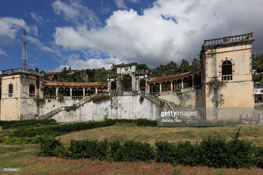 Derelict Buildings : Stock Photo