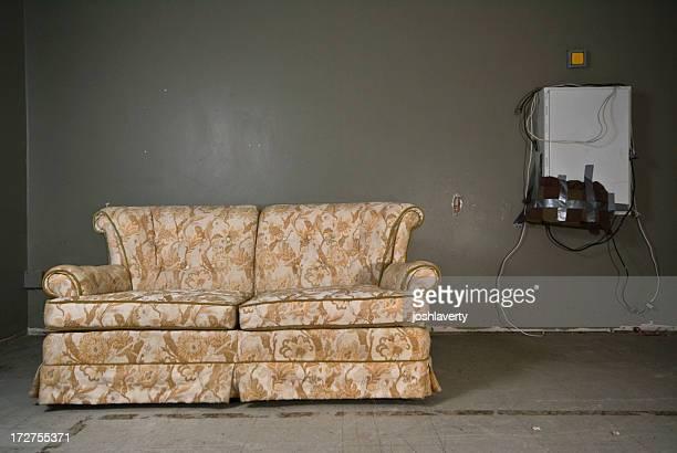 derelict couch