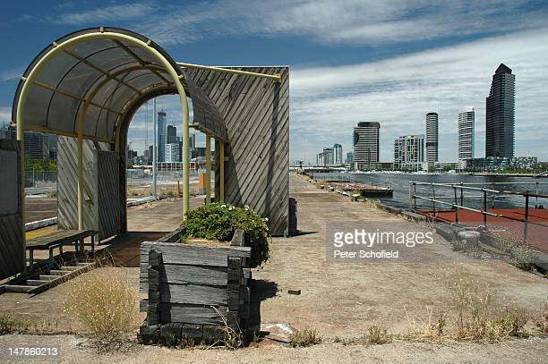 Derelict dock