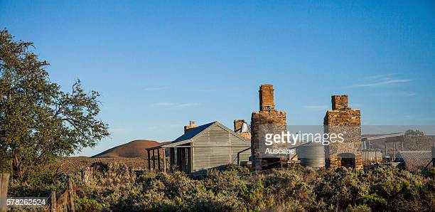 Derelict home in Beltana The town was established in the 1870s with nearby copper mining Beltana grew with the arrival of the Overland Telegraph Line...