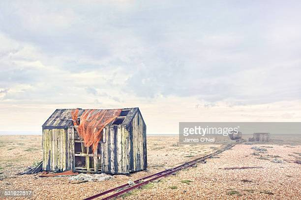 Derelict Shed at Dungeness