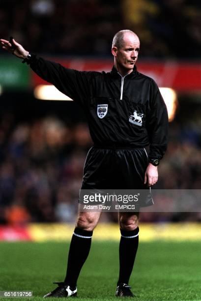 Dermot Gallagher Referee