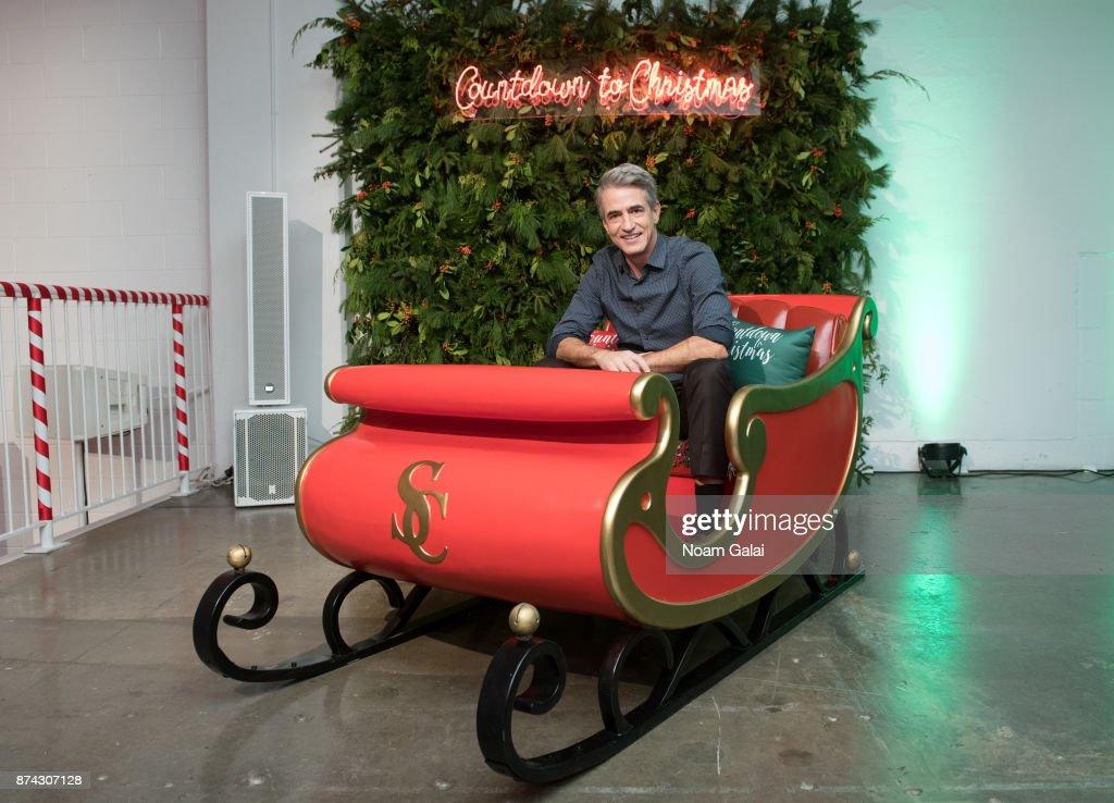 Dermot Mulroney attends the opening of Hallmark's Museum of Christmas on November 14, 2017 in New York City.