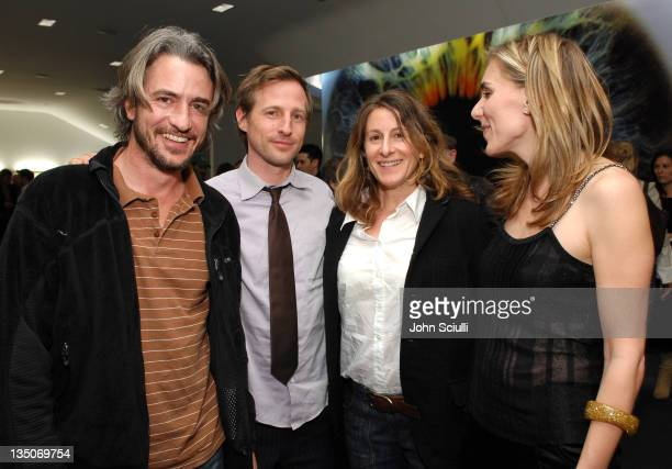 Dermot Mulroney Spike Jonze Nicole Holofcener and Amy Berg director