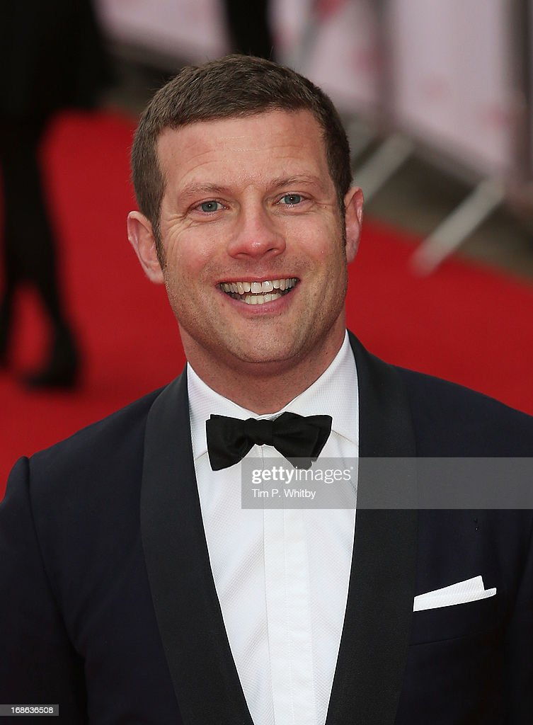Dermot O'Leary attends the Arqiva British Academy Television Awards 2013 at the Royal Festival Hall on May 12, 2013 in London, England.