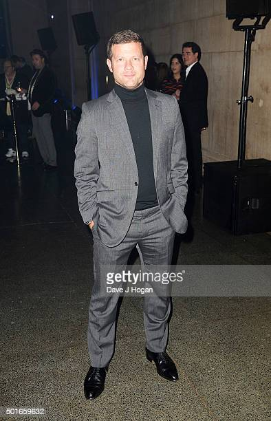 Dermot O'Leary attends the European Premiere of 'Star Wars The Force Awakens' After Party at Tate Britain on December 16 2015 in London England