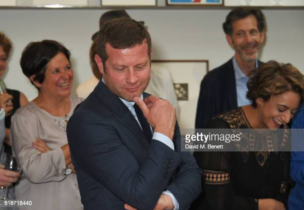 Dermot O'Leary attends the Mayor of London's Summer Culture Reception on July 18 2017 in London England