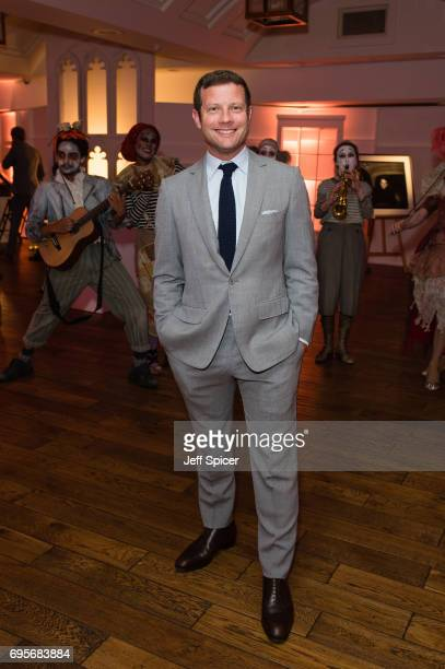 Dermot O'Leary attends The Old Vic Summer Party at The Brewery on June 13 2017 in London United Kingdom