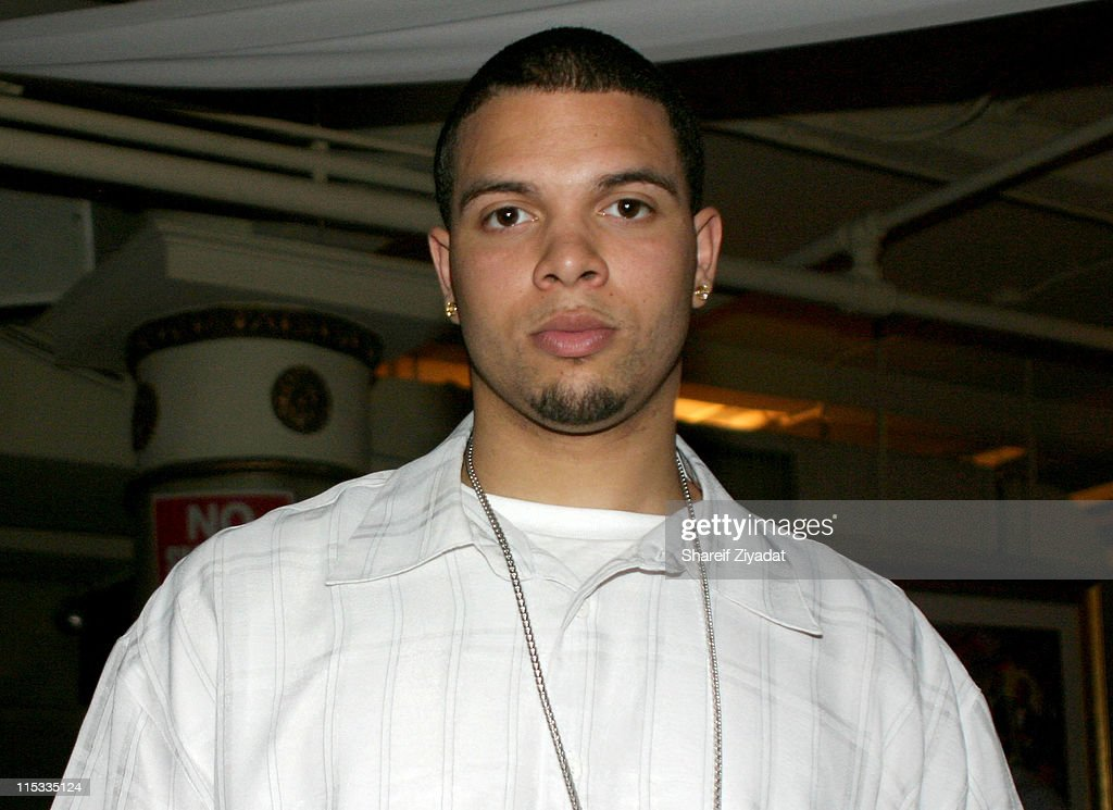Deron Williams during NBA Draft Pre Party at Deep in New York, United States.
