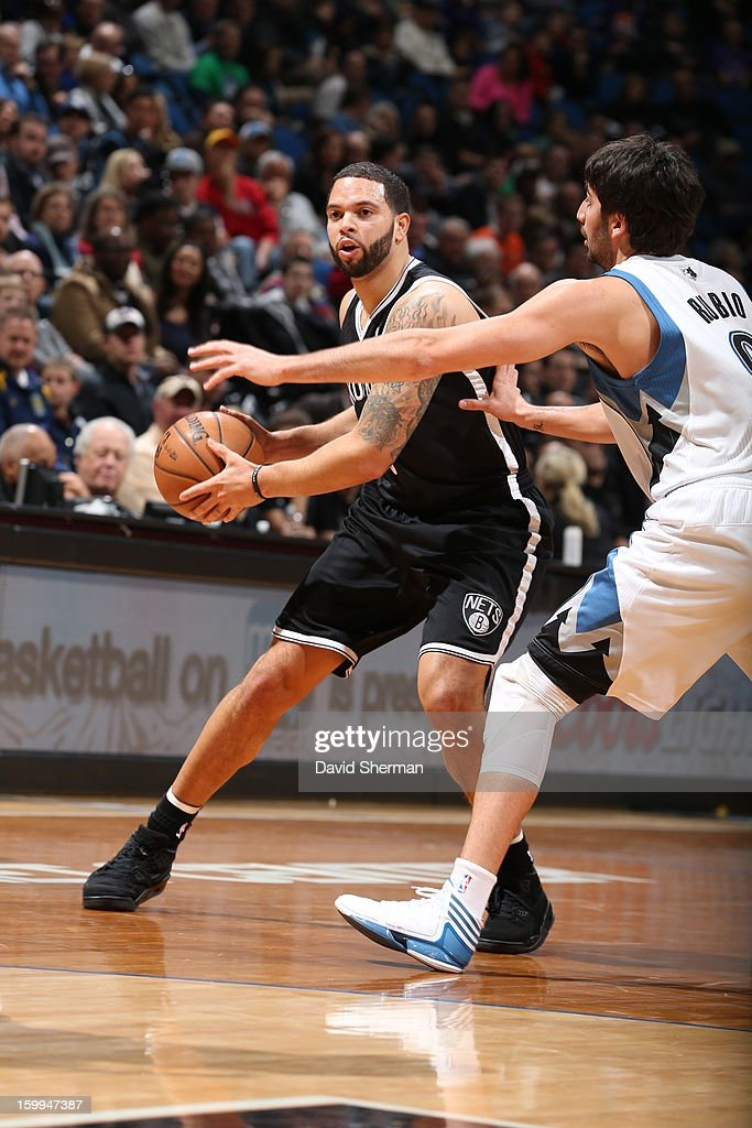 Brooklyn Nets v Minnesota Timberwolves