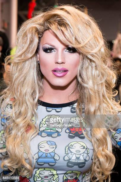 Derrick Barry attends RuPaul's DragCon NYC 2017 at The Jacob K Javits Convention Center on September 10 2017 in New York City