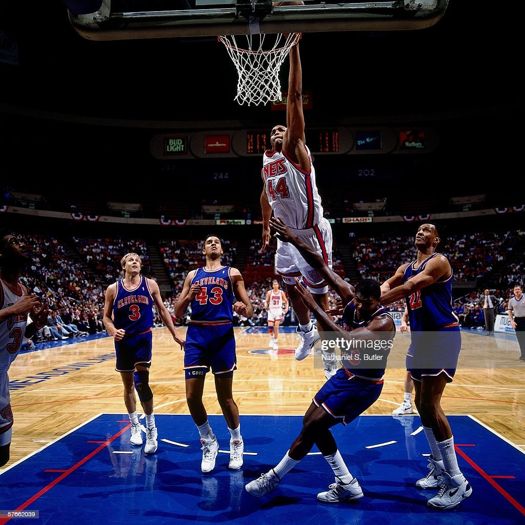 Cleveland Cavaliers vs New Jersey Nets