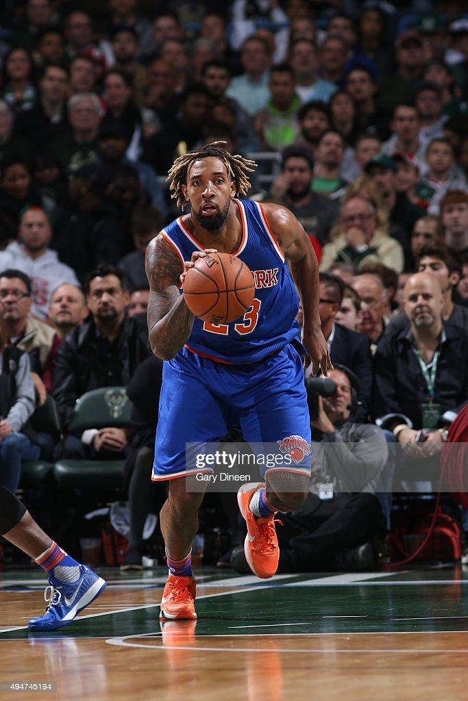 New York Knicks v Milwaukee Bu...