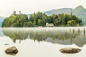 Derwentwater near Keswick, English Lake District