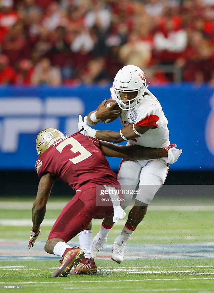 Chick-fil-A Peach Bowl - Florida State v Houston
