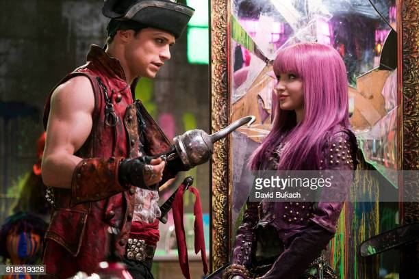 DESCENDANTS 2 'Descendants 2' premieres JULY 21 on six networks Disney Channel ABC Freeform Disney XD Lifetime and Lifetime Movies Network CAMERON