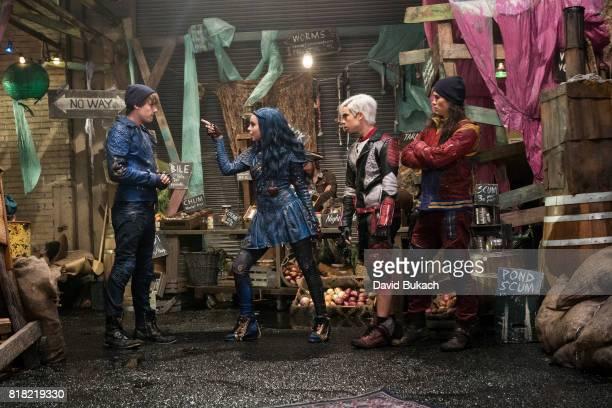 DESCENDANTS 2 'Descendants 2' premieres JULY 21 on six networks Disney Channel ABC Freeform Disney XD Lifetime and Lifetime Movies Network STEWART
