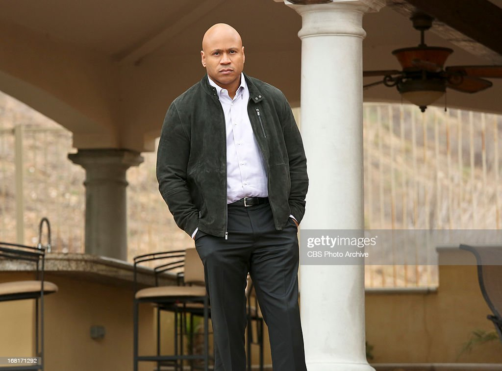 "'Descent'"" Pictured: LL COOL J (Special Agent Sam Hanna). An explosion in the desert rekindles the search for stolen nuclear weapons and prompts Hetty to shuffle the"