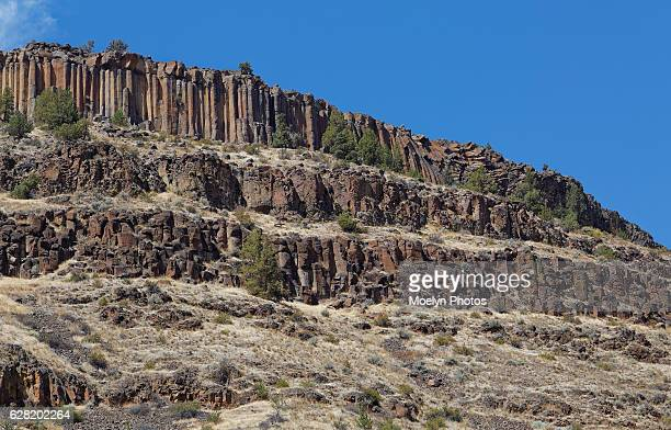 Deschutes River Columnar Basalt