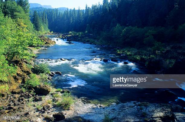 Deschutes River, Oregon, august