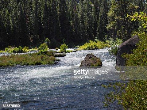 Deschutes River-Cascade Lake Scenic Byway-Oregon