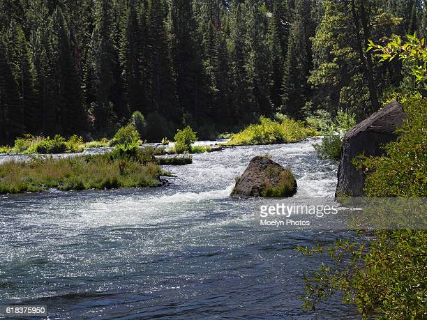 Deschutes River-Cascade Lake Scenic Byway-Oregon
