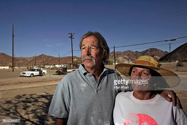 Desert Center July 13 2007 – – – Jojoba farmers Laurence and Donna Charpied have been fighting to prevent a huge dump from moving into their...
