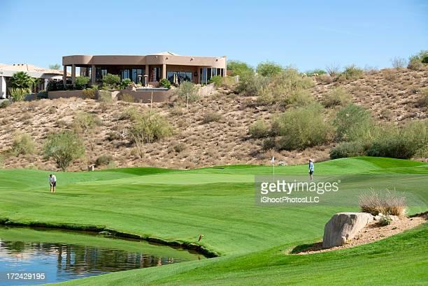 Desert Golf Community