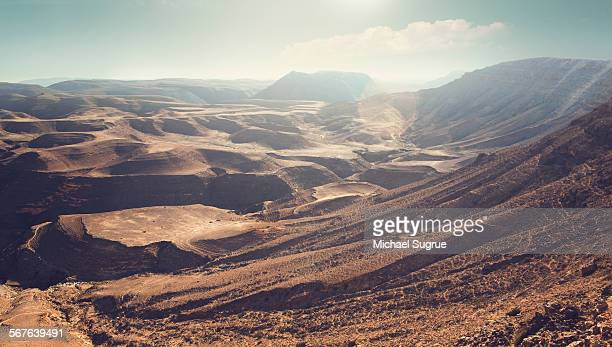 Desert landscape of the Empty Quarter, Oman.