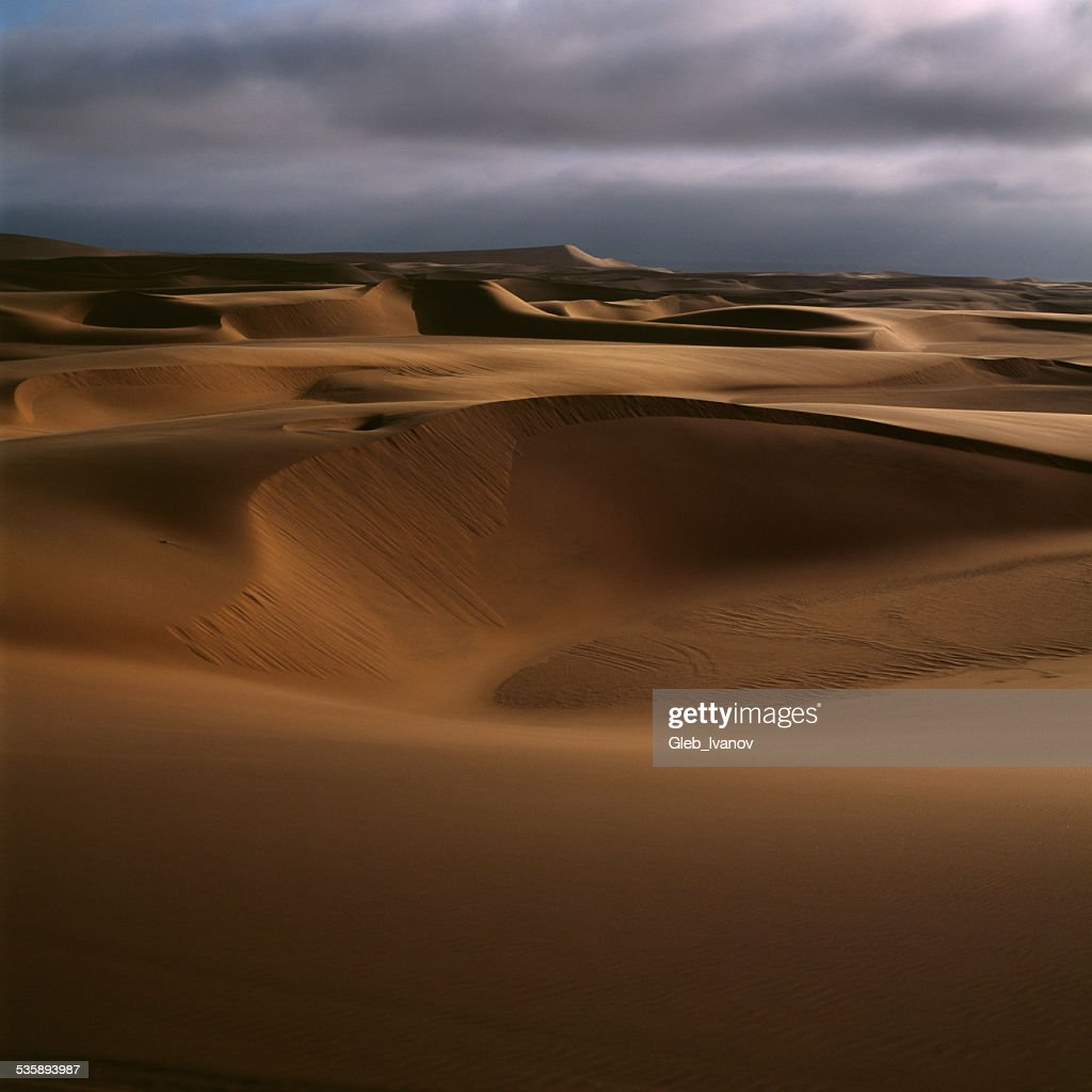 Desert : Stock Photo