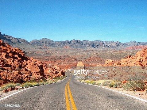Desert Road -6