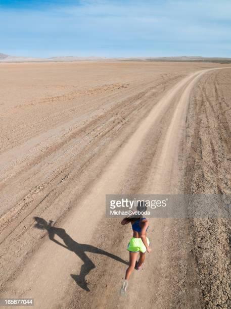 Désert Road Runner