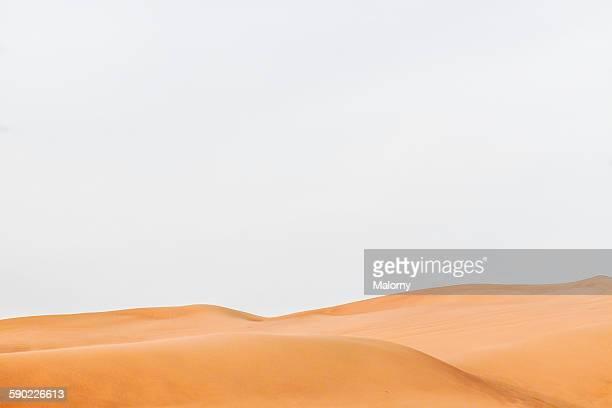 Desert, sand dune, Liwa, UAE, Wonderlust
