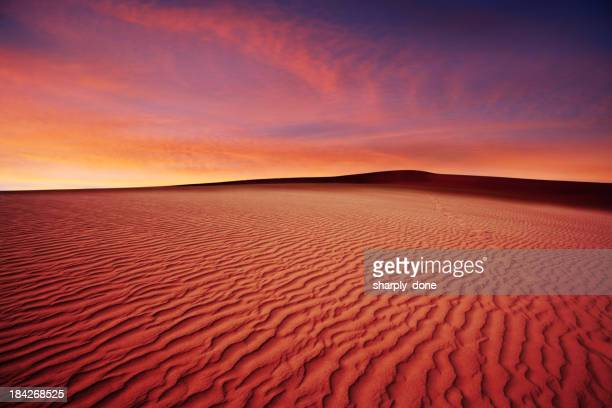 XL desert sand sunset